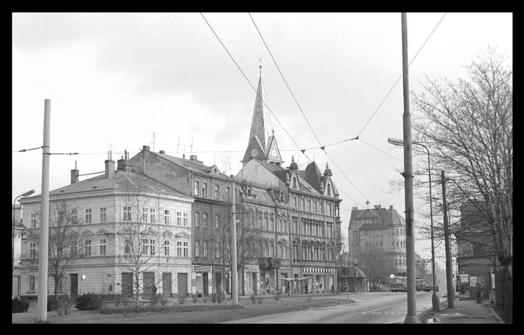 Teplice-1978-Masarykova-ulice-v-Trnovanech