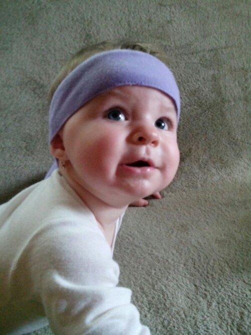 Malá modelka :-)